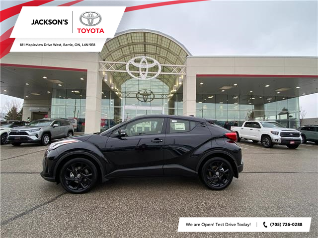 2021 Toyota C-HR XLE Premium (Stk: 17832) in Barrie - Image 1 of 8