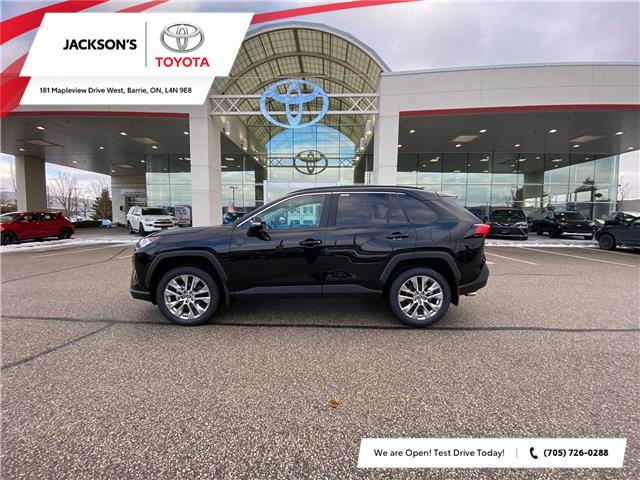 2021 Toyota RAV4 XLE (Stk: 10445) in Barrie - Image 1 of 8