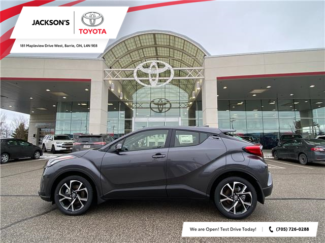 2021 Toyota C-HR XLE Premium (Stk: 11534) in Barrie - Image 1 of 8
