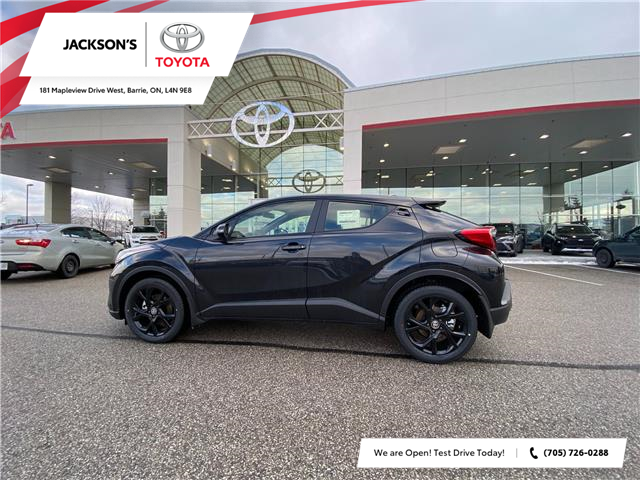 2021 Toyota C-HR XLE Premium (Stk: 11599) in Barrie - Image 1 of 8