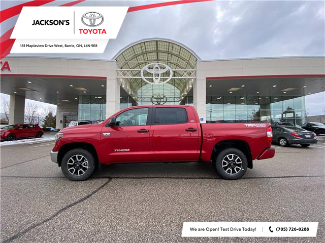 2021 Toyota Tundra SR5 (Stk: 13035) in Barrie - Image 1 of 7