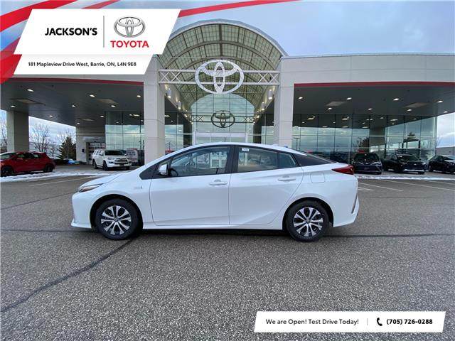 2021 Toyota Prius Prime Upgrade (Stk: 15241) in Barrie - Image 1 of 8