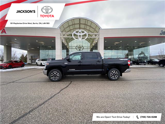 2021 Toyota Tundra SR5 (Stk: 16538) in Barrie - Image 1 of 7