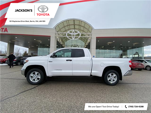2021 Toyota Tundra Base (Stk: 17264) in Barrie - Image 1 of 8