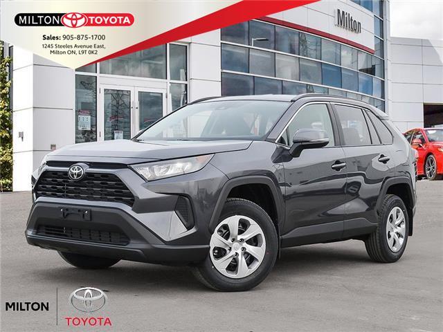 2021 Toyota RAV4 LE (Stk: 109978) in Milton - Image 1 of 23