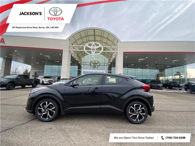 2021 Toyota C-HR XLE Premium (Stk: 11338) in Barrie - Image 1 of 8