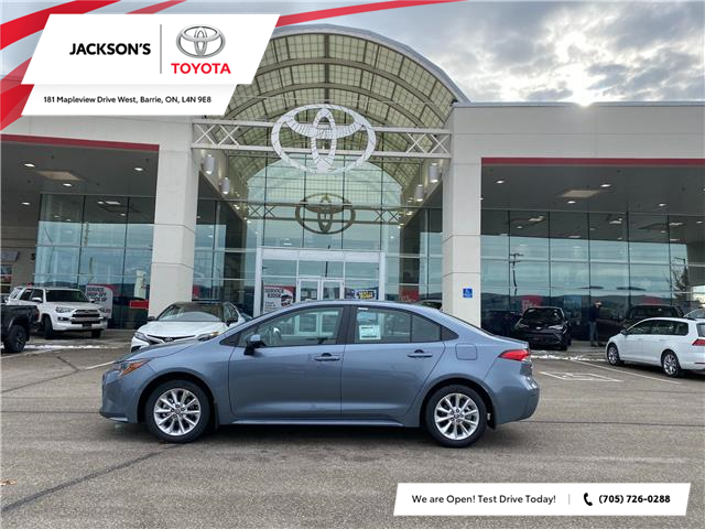 2021 Toyota Corolla LE (Stk: 16316) in Barrie - Image 1 of 8