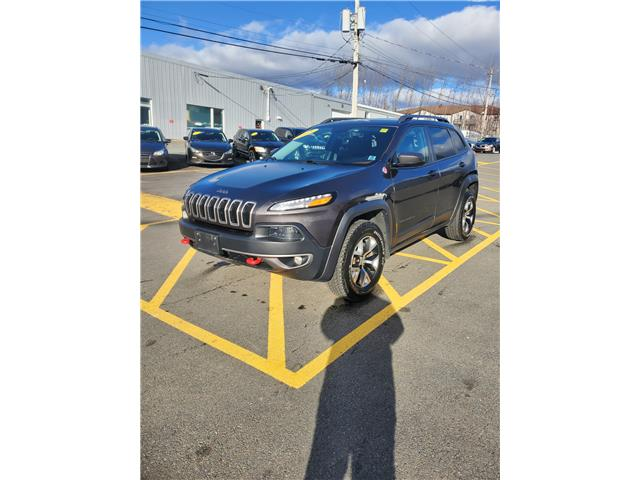 2015 Jeep Cherokee Trailhawk 4WD (Stk: p20-363) in Dartmouth - Image 1 of 15