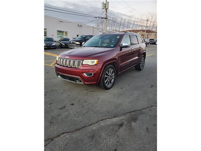 2017 Jeep Grand Cherokee Overland 4WD (Stk: p20-364) in Dartmouth - Image 1 of 21