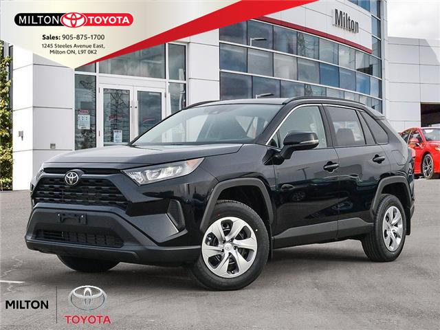 2021 Toyota RAV4 LE (Stk: 110304A) in Milton - Image 1 of 23