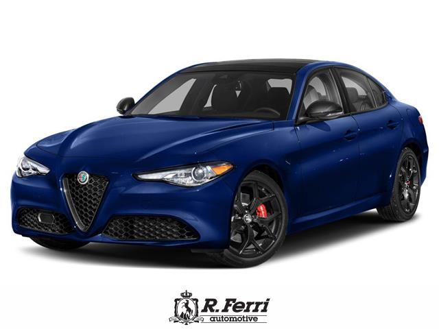2021 Alfa Romeo Giulia ti (Stk: 659AR) in Woodbridge - Image 1 of 9