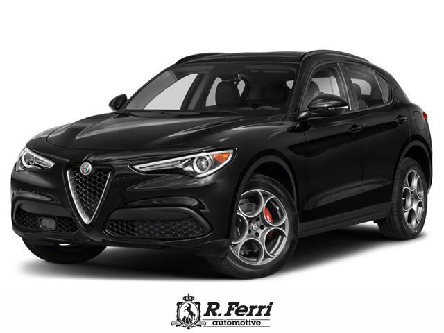 2021 Alfa Romeo Stelvio ti (Stk: 672AR) in Woodbridge - Image 1 of 9