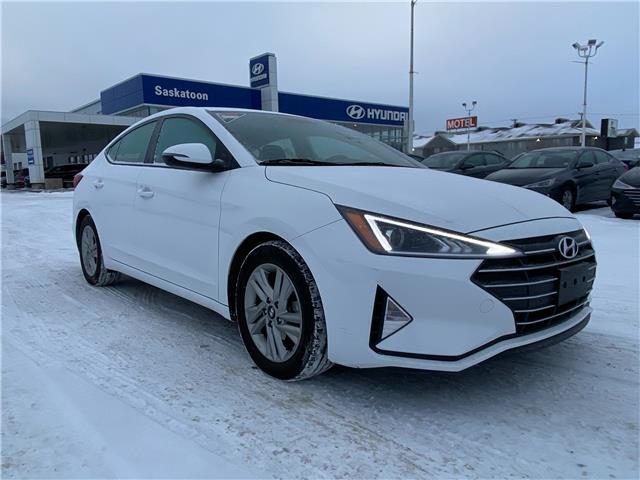2019 Hyundai Elantra Preferred (Stk: B7830) in Saskatoon - Image 1 of 10