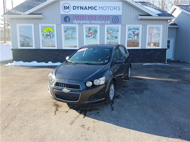 2014 Chevrolet Sonic LT Auto (Stk: 00089) in Middle Sackville - Image 1 of 22