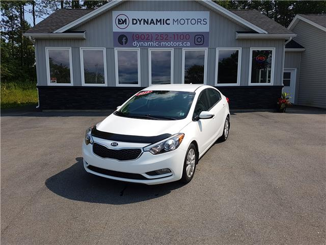 2015 Kia Forte 1.8L LX+ (Stk: 00135) in Middle Sackville - Image 1 of 22