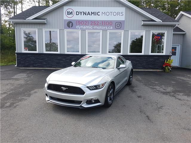 2015 Ford Mustang V6 (Stk: U45581) in Middle Sackville - Image 1 of 27