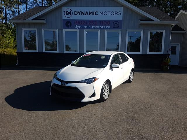2017 Toyota Corolla LE (Stk: 00167) in Middle Sackville - Image 1 of 22