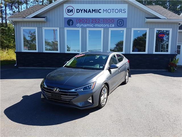 2019 Hyundai Elantra Preferred (Stk: 00175) in Middle Sackville - Image 1 of 24