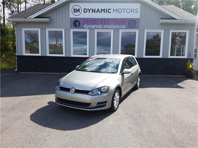2015 Volkswagen Golf 1.8 TSI Trendline (Stk: 00163) in Middle Sackville - Image 1 of 22