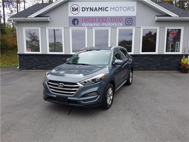 2017 Hyundai Tucson Premium (Stk: 00074) in Middle Sackville - Image 1 of 27