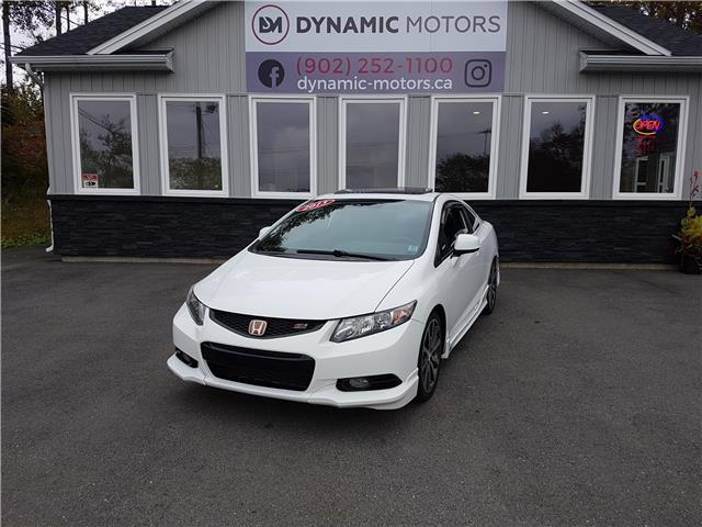 2013 Honda Civic Si (Stk: 00193) in Middle Sackville - Image 1 of 26