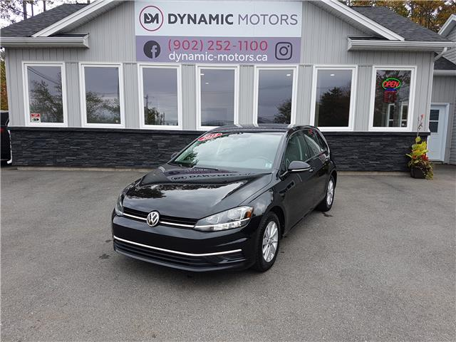 2018 Volkswagen Golf 1.8 TSI Trendline (Stk: 00191) in Middle Sackville - Image 1 of 25