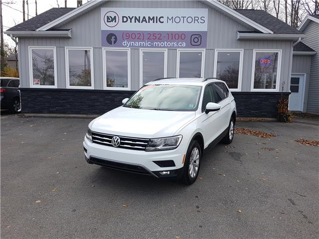 2018 Volkswagen Tiguan Trendline (Stk: 00202) in Middle Sackville - Image 1 of 28