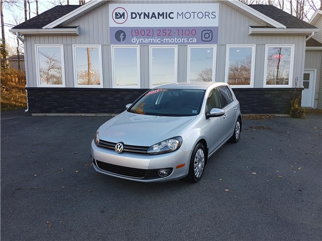 2011 Volkswagen Golf 2.0 TDI Comfortline (Stk: 00208) in Middle Sackville - Image 1 of 24