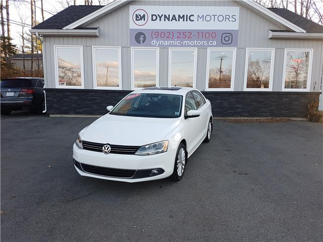 2012 Volkswagen Jetta 2.0 TDI Highline (Stk: 00209) in Middle Sackville - Image 1 of 22