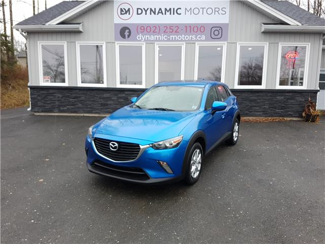 2017 Mazda CX-3 GS (Stk: 00211) in Middle Sackville - Image 1 of 30