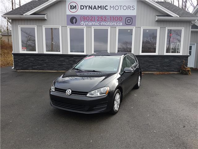 2016 Volkswagen Golf 1.8 TSI Trendline (Stk: 00210) in Middle Sackville - Image 1 of 23