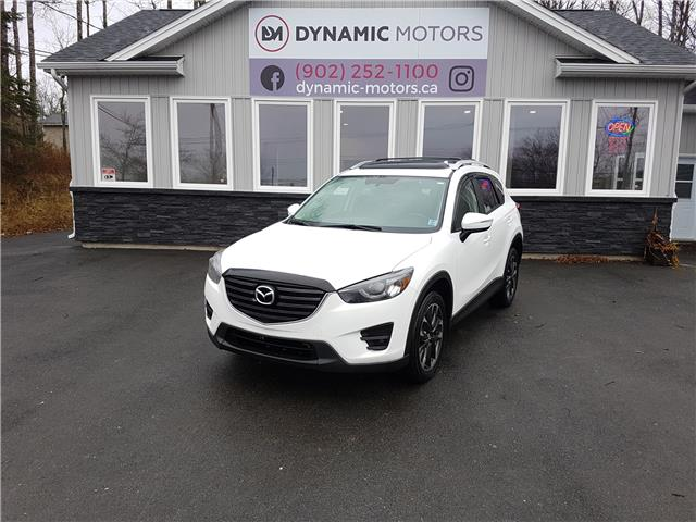 2016 Mazda CX-5 GT (Stk: 00212) in Middle Sackville - Image 1 of 30