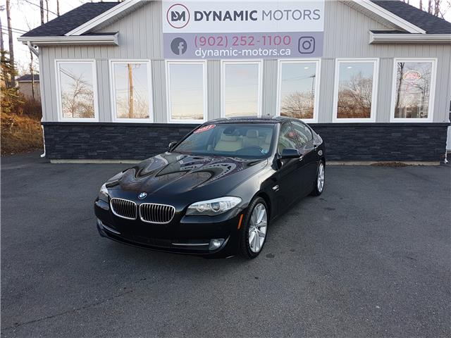 2011 BMW 535i xDrive (Stk: U70215) in Middle Sackville - Image 1 of 30