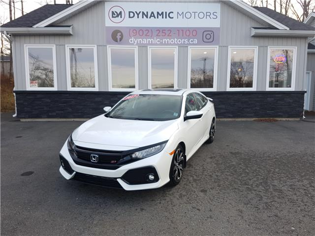 2017 Honda Civic Si (Stk: 00218) in Middle Sackville - Image 1 of 30