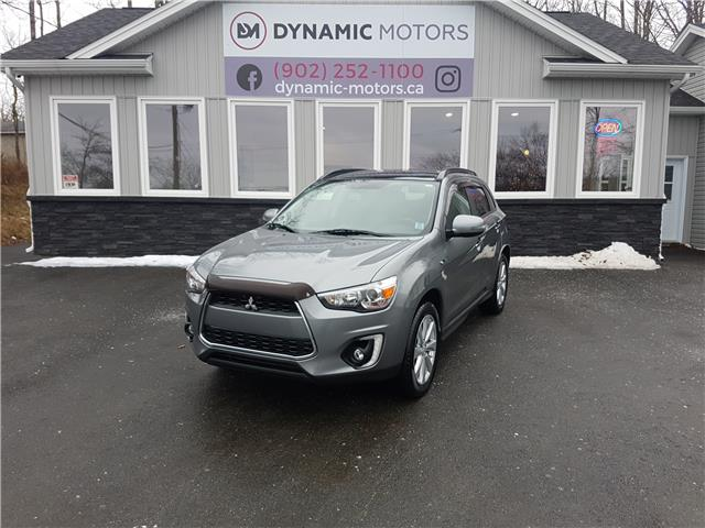 2015 Mitsubishi RVR GT (Stk: 00220) in Middle Sackville - Image 1 of 30