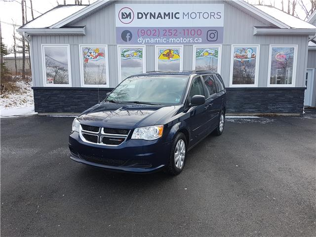2016 Dodge Grand Caravan SE/SXT (Stk: 00228) in Middle Sackville - Image 1 of 21