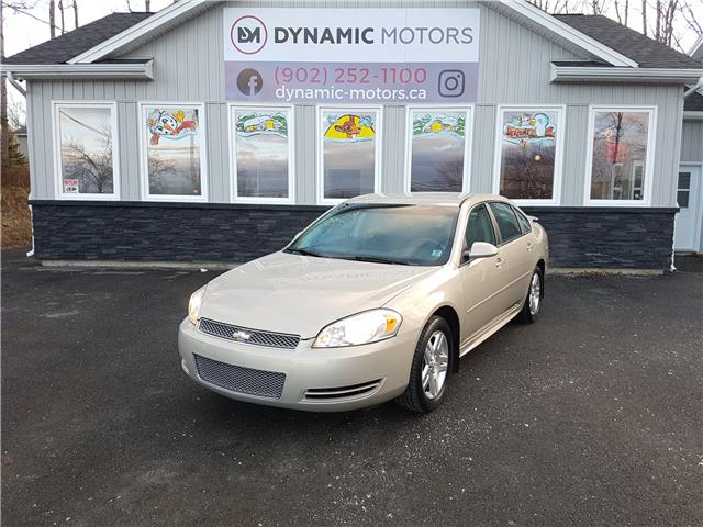2012 Chevrolet Impala LT (Stk: 00230) in Middle Sackville - Image 1 of 26