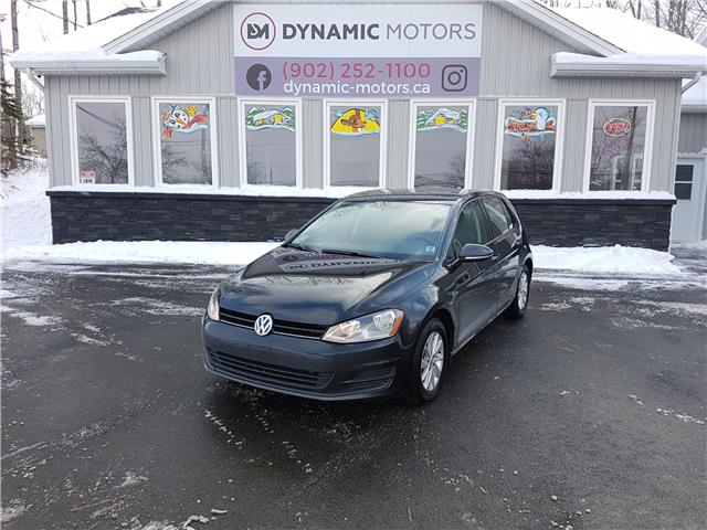 2015 Volkswagen Golf 1.8 TSI Trendline (Stk: 00231) in Middle Sackville - Image 1 of 22