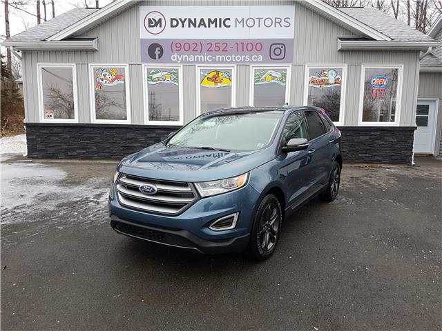 2018 Ford Edge SEL (Stk: 00234) in Middle Sackville - Image 1 of 30