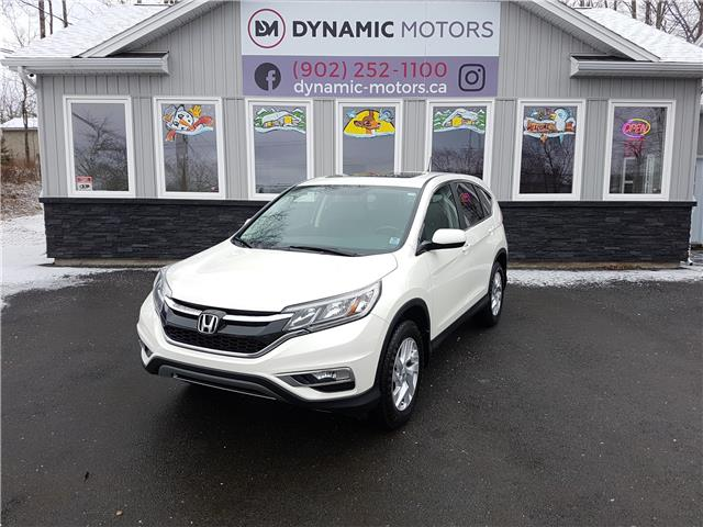 2016 Honda CR-V EX-L (Stk: 00233) in Middle Sackville - Image 1 of 29