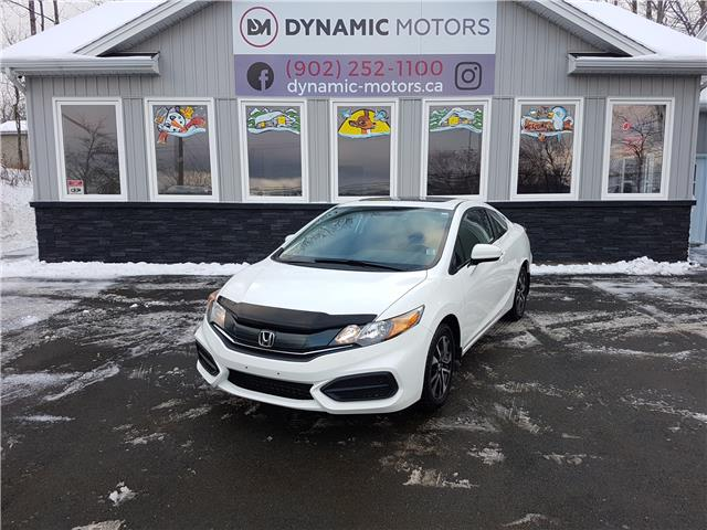 2015 Honda Civic EX (Stk: 00236) in Middle Sackville - Image 1 of 28