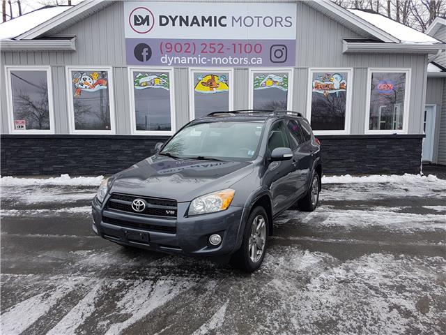 2011 Toyota RAV4 Sport V6 (Stk: 00243) in Middle Sackville - Image 1 of 27
