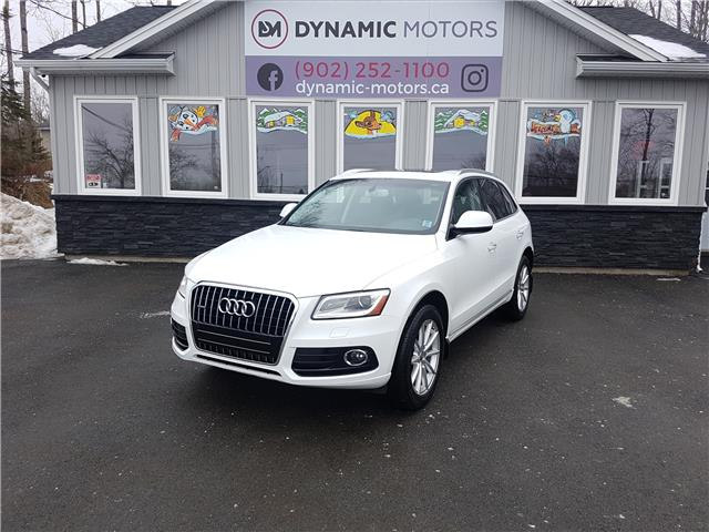 2016 Audi Q5 2.0T Technik (Stk: 00245) in Middle Sackville - Image 1 of 30
