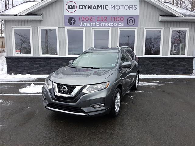 2017 Nissan Rogue SV (Stk: 00259) in Middle Sackville - Image 1 of 27