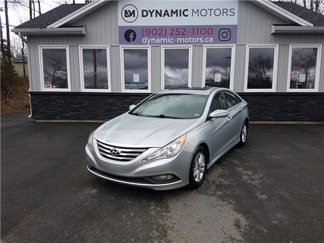 2014 Hyundai Sonata GLS (Stk: 00282) in Middle Sackville - Image 1 of 27