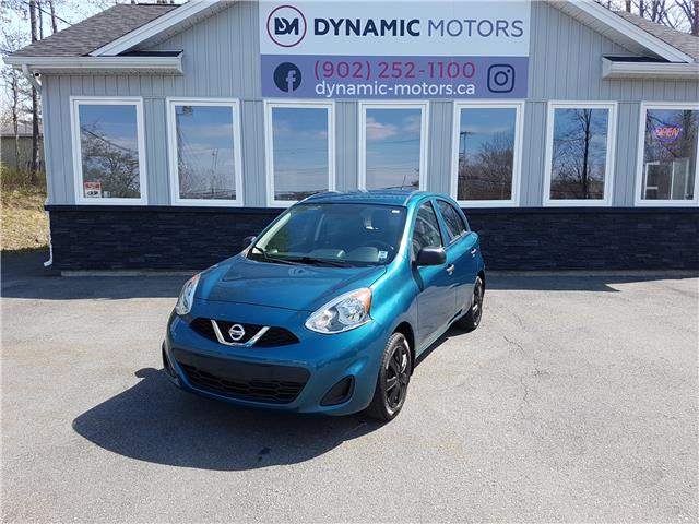 2017 Nissan Micra S (Stk: U61995) in Middle Sackville - Image 1 of 20