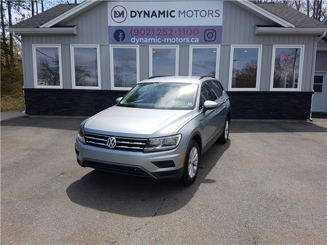 2019 Volkswagen Tiguan Trendline (Stk: 00289) in Middle Sackville - Image 1 of 26