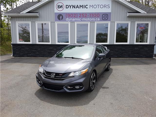 2015 Honda Civic Si (Stk: 00295) in Middle Sackville - Image 1 of 29
