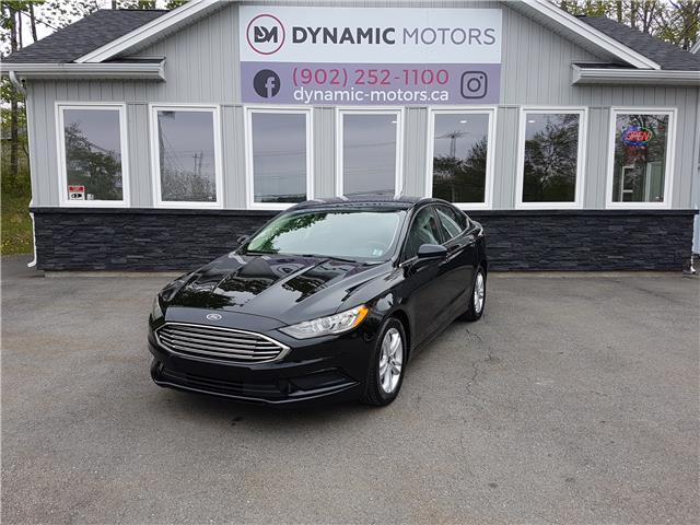 2018 Ford Fusion SE (Stk: 00294) in Middle Sackville - Image 1 of 26