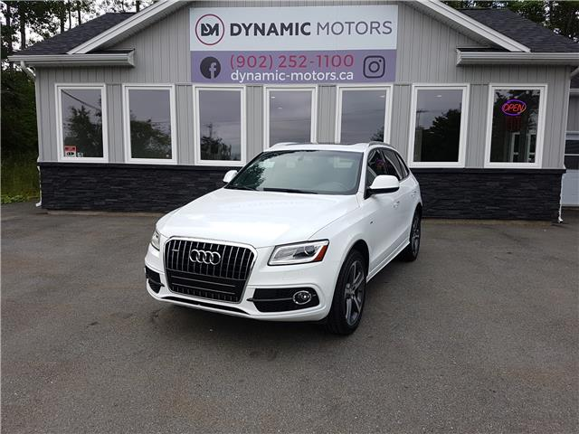 2016 Audi Q5 2.0T Technik (Stk: 00313) in Middle Sackville - Image 1 of 30